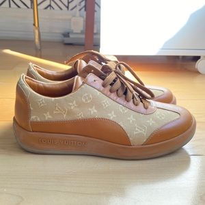 RARE FIND! Authentic Louis Vuitton Sneakers
